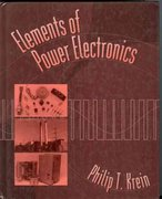 Elements of Power Electronics 0 9780195117011 0195117018