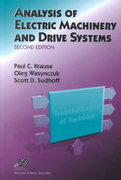 Analysis of Electric Machinery and Drive Systems 2nd edition 9780471143260 047114326X