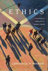 Ethics 4th edition 9780495006749 0495006742