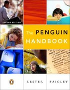 The Penguin Handbook 2nd edition 9780321273765 0321273761