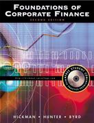 Foundations of Corporate Finance 2nd edition 9780324016390 0324016395