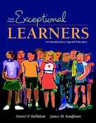 Exceptional Learners 10th edition 9780205474622 0205474624