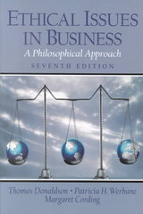 Ethical Issues in Business 7th edition 9780130923875 0130923877