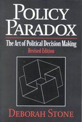Policy Paradox 2nd Edition 9780393976250 0393976254