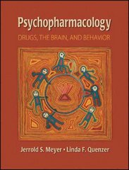 Psychopharmacology 1st Edition 9780878935345 0878935347