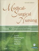 Medical-Surgical Nursing: Assessment and Management of Clinical Problems, 2-Volume Set 7th edition 9780323036887 0323036880