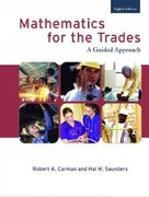 Mathematics for the Trades 8th Edition 9780132321020 0132321025