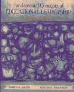 Fundamental Concepts of Educational Leadership and Management 3rd Edition 9780132332712 013233271X