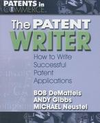 The Patent Writer 0 9780757001765 0757001769