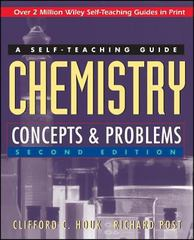 Chemistry: Concepts and Problems 2nd edition 9780471121206 0471121207