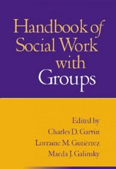 Handbook of Social Work with Groups 1st Edition 9781593854003 1593854005