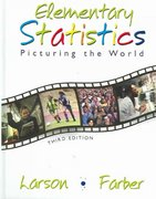 Elementary Statistics 3rd edition 9780131483163 0131483161