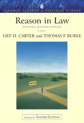 Reason in Law Update, Longman Classics Edition 7th edition 9780321439420 0321439422