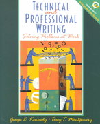 Professional and Technical Writing 1st edition 9780130550729 0130550728
