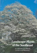 Landscape Plants of the Southeast 5th edition 9780916822149 0916822141