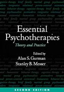 Essential Psychotherapies, Second Edition 2nd edition 9781593852207 1593852207