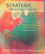 Strategic Management 6th edition 9780324275285 0324275285