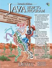 Java How to Program 7th edition 9780132222204 0132222205