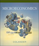 Microeconomics 6th edition 9780072978841 0072978848