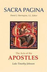 The Acts of the Apostles 0 9780814659687 0814659683