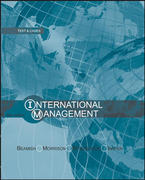 International Management with PowerWeb 5th edition 9780072975383 0072975385
