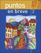 Puntos en breve (Student Edition) + Bind-In OLC passcode card 2nd edition 9780073209487 0073209481