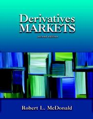 Derivatives Markets 2nd edition 9780321280305 032128030X