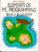 Elements of ML Programming, ML97 Edition 2nd Edition 9780137903870 0137903871