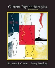 Current Psychotherapies 8th edition 9780495097143 0495097144