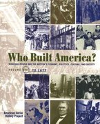 Who Built America? 2nd edition 9781572593022 1572593024