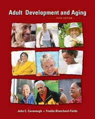 Adult Development and Aging 5th edition 9781111795269 1111795266