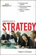 The Manager's Guide to Strategy 1st edition 9780071421720 0071421726
