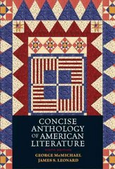 Concise Anthology of American Literature 6th edition 9780131937925 0131937928