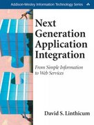 Next Generation Application Integration 1st Edition 9780201844566 0201844567