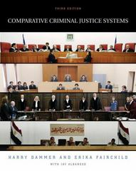 Comparative Criminal Justice Systems 3rd edition 9780534615420 0534615422