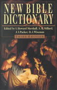New Bible Dictionary 3rd Edition 9780830814398 0830814396