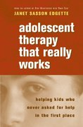 Adolescent Therapy That Really Works 1st Edition 9780393705003 0393705005