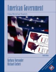 American Government: Using MicroCase® ExplorIt 4th edition 9780534602314 0534602312