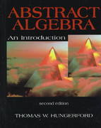 Abstract Algebra 2nd edition 9780030105593 0030105595
