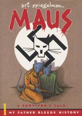 Maus I & II Paperback Boxed Set 1st Edition 9780679748403 0679748407