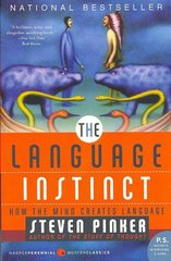 The Language Instinct 1st edition 9780061336461 0061336467