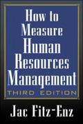 How to Measure Human Resource Management 3rd Edition 9780071369985 0071369988