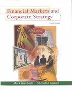 Financial Markets and Corporate Strategy 2nd edition 9780072294330 0072294337