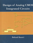 Design of Analog CMOS Integrated Circuits 1st edition 9780072380323 0072380322