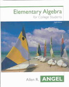 Elementary Algebra for College Students 6th edition 9780131400238 0131400231