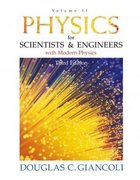 Physics for Scientists and Engineers with Modern Physics 3rd edition 9780130215192 0130215198