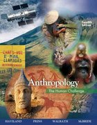 Anthropology 12th edition 9780495095590 0495095591