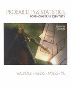 Probability and Statistics for Engineers and Scientists 8th edition 9780130415295 0130415294