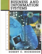 Business and Information Systems 2nd edition 9780130894960 0130894966