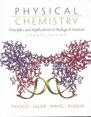 Physical Chemistry 4th Edition 9780130959430 013095943X